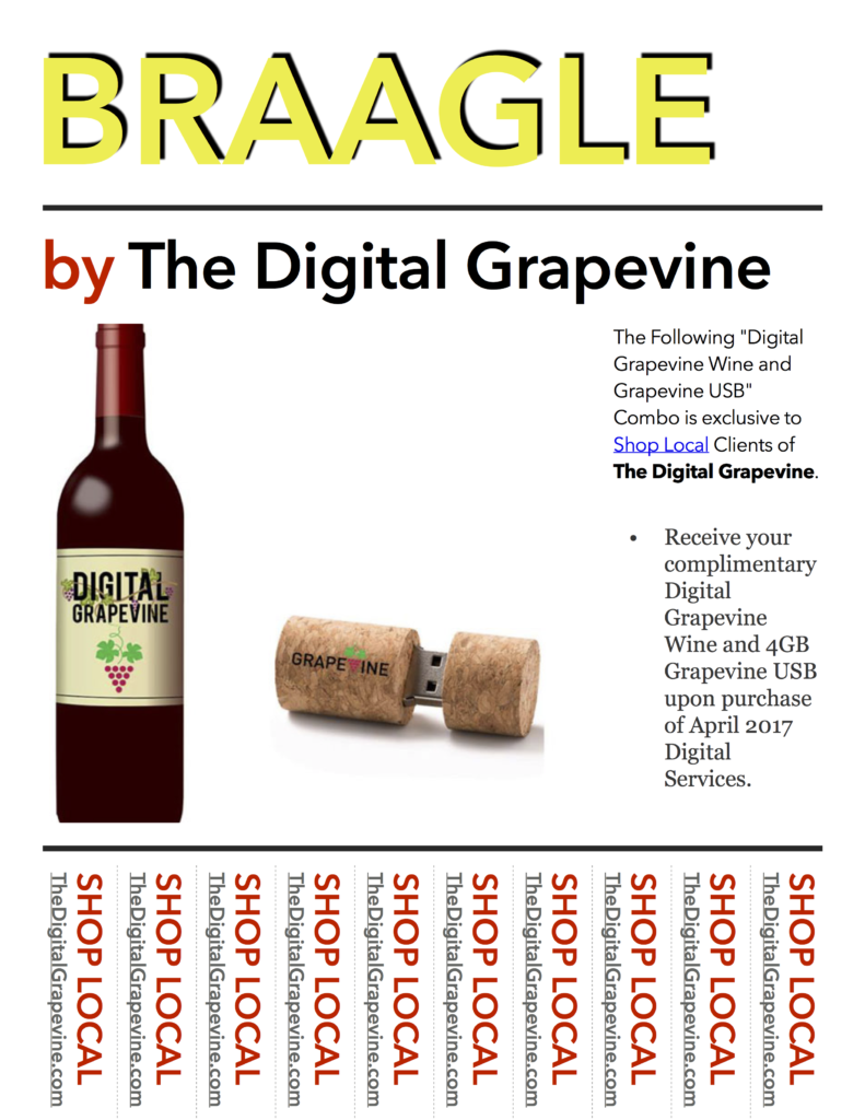 Digital Grapevine and Grapevine USB