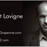Robert Lavigne Business Card (Front)